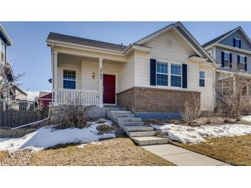 Photo one of 3762 Cadence Dr Castle Rock CO 80109 | MLS 1616385