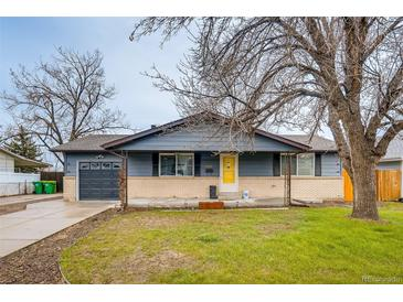 Photo one of 4584 W 87Th Ave Westminster CO 80031 | MLS 1618509