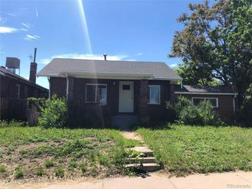 Photo one of 3907 Mariposa St Denver CO 80211   MLS 1639118
