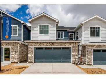 Photo one of 749 Bishop Pine Way # 61 Castle Rock CO 80104 | MLS 1641146
