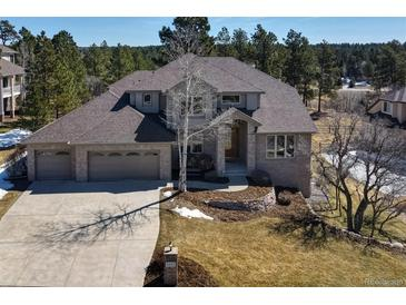 Photo one of 5237 Pinyon Jay Rd Parker CO 80134 | MLS 1654408
