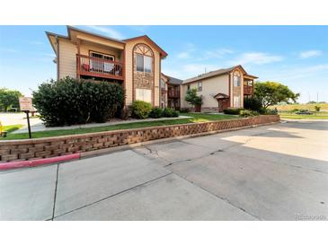 Photo one of 10381 Cook Way # 201 Thornton CO 80229   MLS 1694614