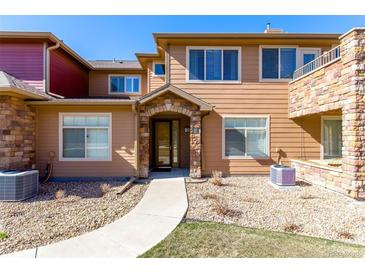 Photo one of 8559 Gold Peak Dr # C Highlands Ranch CO 80130 | MLS 1710337