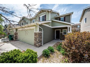 Photo one of 6098 Raleigh Cir Castle Rock CO 80104 | MLS 1736395