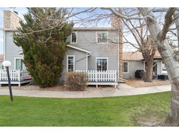 Photo one of 8435 Everett Way # B Arvada CO 80005 | MLS 1770872
