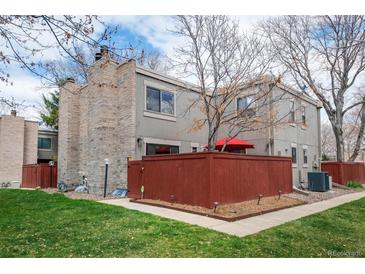 Photo one of 1243 S Yosemite Way # 84 Denver CO 80247 | MLS 1810791
