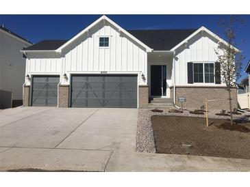 Photo one of 6555 Coldwater Dr Parker CO 80134   MLS 1822440