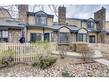 Photo one of 8762 Allison Dr # D Arvada CO 80005 | MLS 1842547