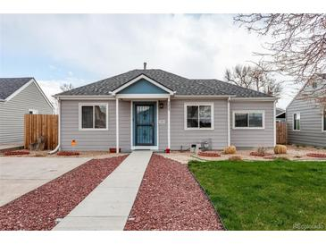 Photo one of 4850 Elm Ct Denver CO 80221 | MLS 1854026
