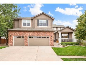 Photo one of 990 Graland Pl Highlands Ranch CO 80126 | MLS 1870035