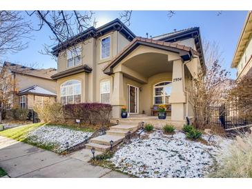 Photo one of 7954 E 9Th Ave Denver CO 80230 | MLS 1887639
