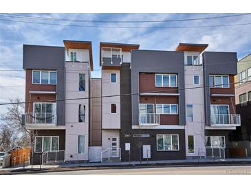 Photo one of 3360 W 38Th Ave # 8 Denver CO 80211 | MLS 1956001