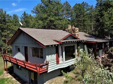 Photo one of 28055 Cragmont Dr Evergreen CO 80439   MLS 1963561