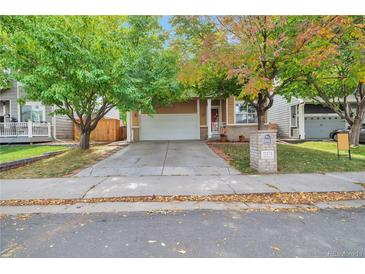 Photo one of 11174 Eagle Creek Pkwy Commerce City CO 80022 | MLS 1964005