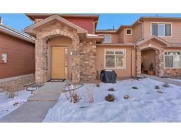 Photo one of 8539 Gold Peak Dr # F Highlands Ranch CO 80130 | MLS 2025339