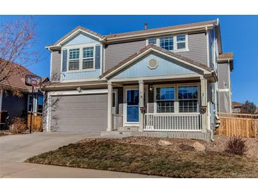 Photo one of 2293 Cactus Bloom Ct Castle Rock CO 80109 | MLS 2078880