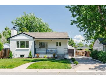 Photo one of 2478 S High St Denver CO 80210 | MLS 2136626