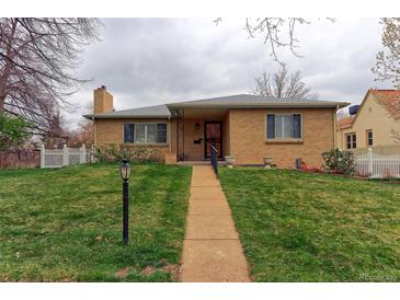 Photo one of 5020 W 33Rd Ave Denver CO 80212 | MLS 2161732