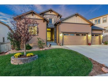 Photo one of 335 Portmeirion Ln Castle Rock CO 80104 | MLS 2193196