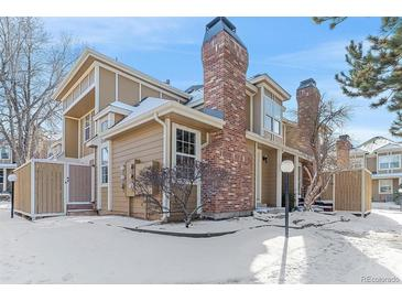 Photo one of 14323 E Dickinson Dr # C Aurora CO 80014 | MLS 2213476
