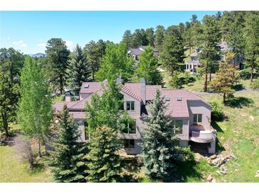 Photo one of 31218 Whistler Ct Evergreen CO 80439   MLS 2239671