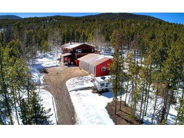 Photo one of 8620 S Warhawk Rd Conifer CO 80433 | MLS 2265807