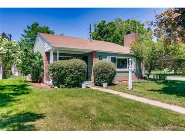 Photo one of 1695 Syracuse St Denver CO 80220 | MLS 2311724