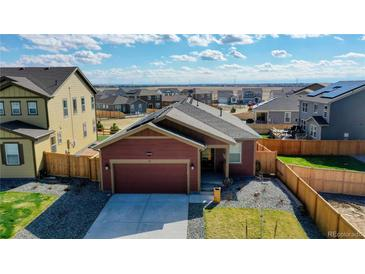 Photo one of 741 N Vandriver Way Aurora CO 80018 | MLS 2319397