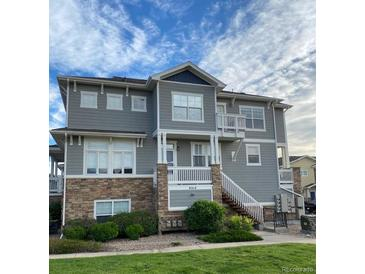 Photo one of 9514 Pearl Cir # 106 Parker CO 80134 | MLS 2363487