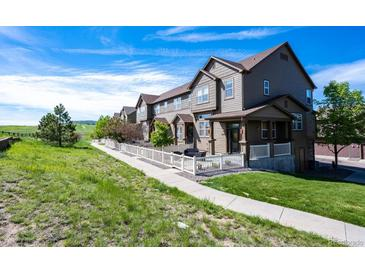 Photo one of 3800 Tranquility Trl Castle Rock CO 80109   MLS 2393880