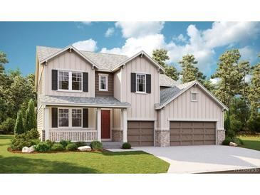 Photo one of 6797 Leilani Dr Castle Rock CO 80108 | MLS 2398941