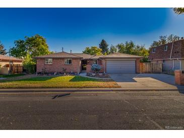 Photo one of 6288 Union St Arvada CO 80004   MLS 2443099