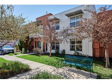 Photo one of 2608 Syracuse St # 102 Denver CO 80238 | MLS 2476824