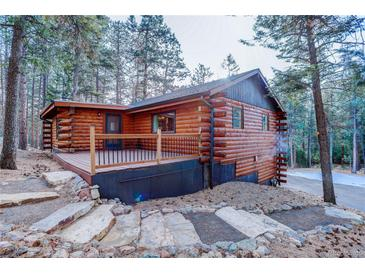 Photo one of 8056 Centaur Dr Evergreen CO 80439 | MLS 2484666