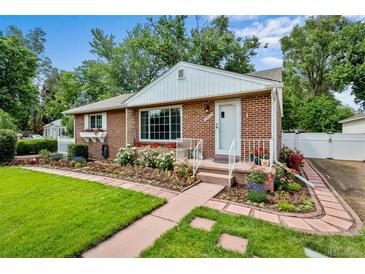 Photo one of 7845 W 9Th Ave Lakewood CO 80214   MLS 2491661