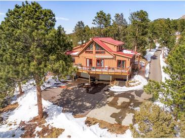 Photo one of 25534 Shiloh Cir Conifer CO 80433 | MLS 2533137