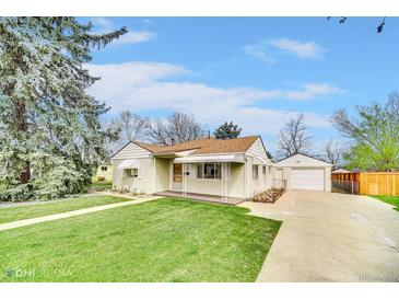 Photo one of 6305 W 46Th Ave Wheat Ridge CO 80033 | MLS 2539539
