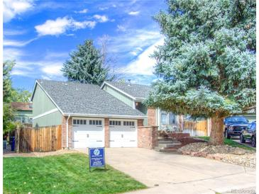 Photo one of 11377 W Wolf Tooth Pass Littleton CO 80127 | MLS 2552715