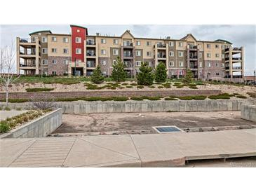 Photo one of 9258 Rockhurst St # 107 Highlands Ranch CO 80129 | MLS 2552829