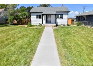 Photo one of 4967 Clayton St Denver CO 80216 | MLS 2622143