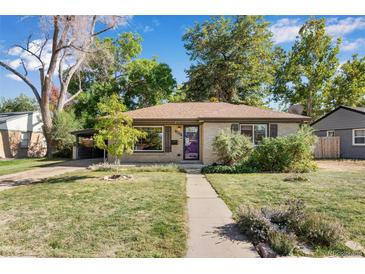 Photo one of 8420 Clara Belle Dr Arvada CO 80002   MLS 2651490
