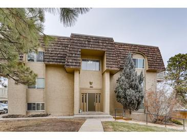 Photo one of 7495 E Quincy Ave # 104 Denver CO 80237 | MLS 2670533