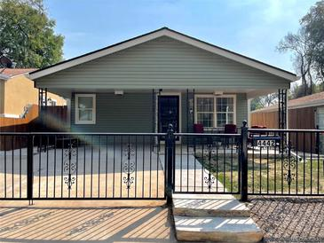 Photo one of 4442 W Center Ave Denver CO 80219 | MLS 2734586