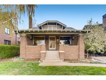 Photo one of 1274 S Gilpin St Denver CO 80210 | MLS 2745002
