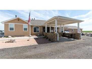 Photo one of 6994 County Road 39 Fort Lupton CO 80621 | MLS 2796402