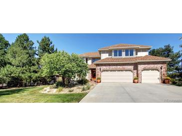 Photo one of 106 Falcon Hills Dr Highlands Ranch CO 80126 | MLS 2804848