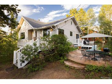 Photo one of 126 Signal Rock Rd Golden CO 80403   MLS 2866602