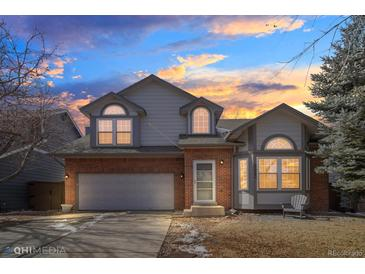 Photo one of 9343 Princeton St Highlands Ranch CO 80130 | MLS 2900062