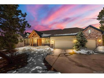 Photo one of 1255 Scarsbrook Ct Monument CO 80132 | MLS 2908453