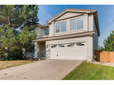 Photo one of 9767 Dampler Way Highlands Ranch CO 80130 | MLS 2958675